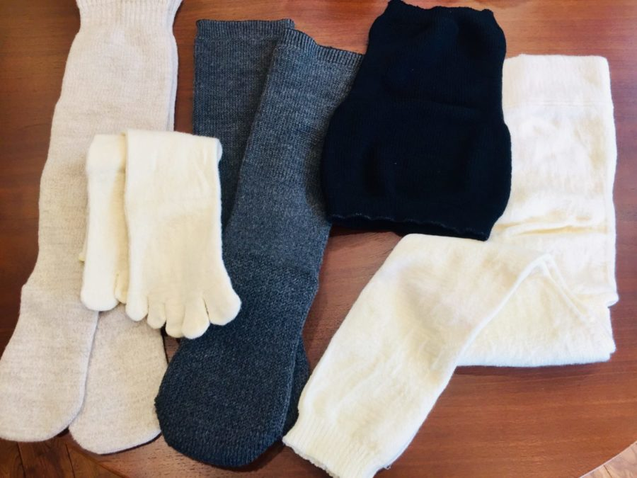 大法紡績の商品を秋冬物に入れ替えました!